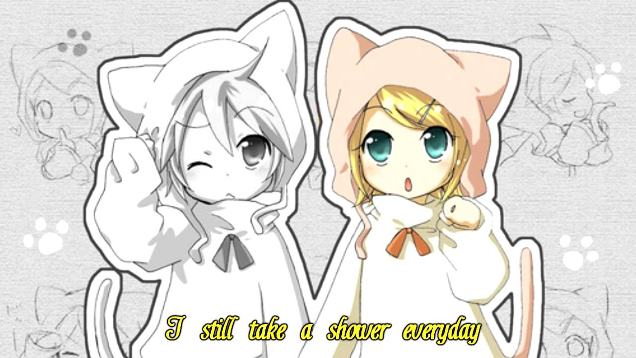 Kagamine Rin And Len Version Of Ah It 39 S A Wonderful Cat Life Eng Sub And Mp3 Download Youtube