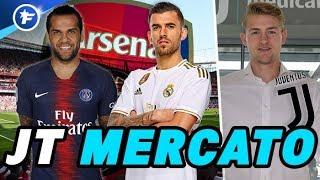 Arsenal passe enfin à l'action, Matthijs De Ligt débarque à la Juventus | Journal du Mercato