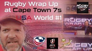 Cape Town 7s. Springbok Great Percy Montgomery, MLR 's Anton Moolman, USA 7s, Epic Fan Fails