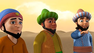 The Three Friends and the Dessert - Moral Stories | Telugu Stories for Children | Infobells