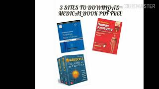 Medical Books Pdf Sites