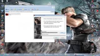 Resident Evil  4 mod barra de salud de re5