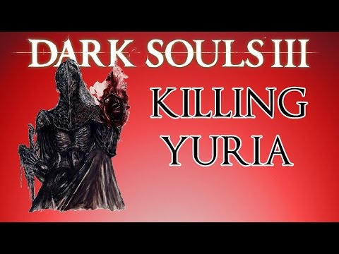 Dark Souls 3 Killing Yuria Of Londor Easy Darkdrift Location By Oddborne What if men could menstruate? cyberspace and time