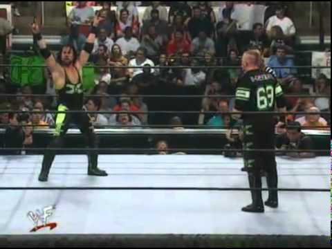 X-Pac vs Road Dogg at Summerslam 2000