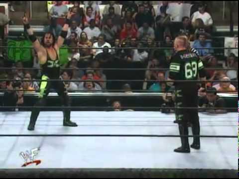 X-Pac vs Road Dogg at Summerslam 2000