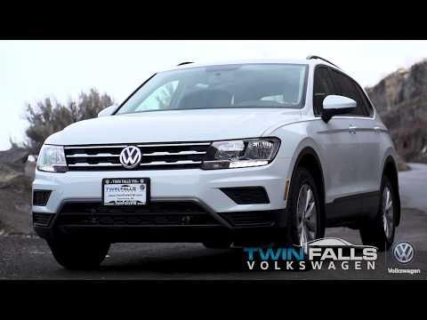 Overview: The 2019 Volkswagen Tiguan.