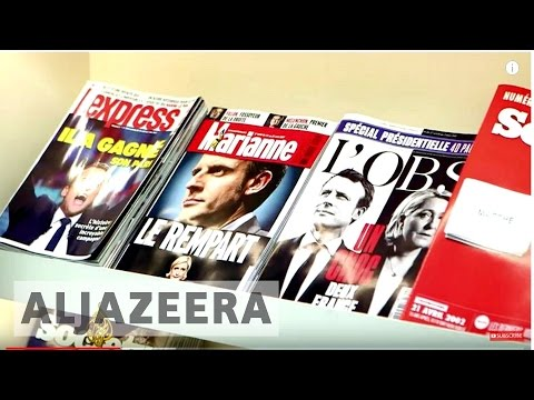 Marine Le Pen And The French Media - The Listening Post (Lead)