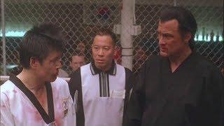Steven Seagal vs Kim Fight Scene (Clementine)