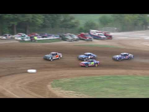 8 4 18 Bomber Heat #2 Lincoln Park Speedway