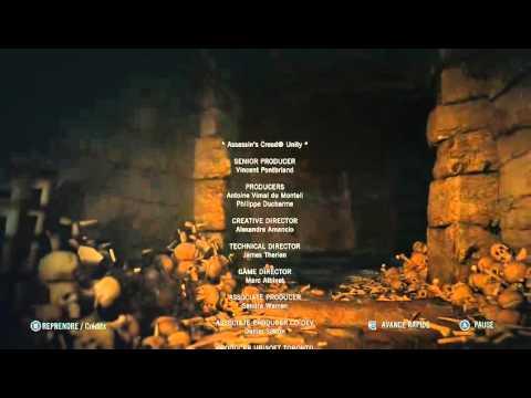 AC Unity : Sequence 12 (cinématique de fin)