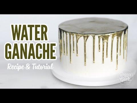 Water Ganache Tutorial