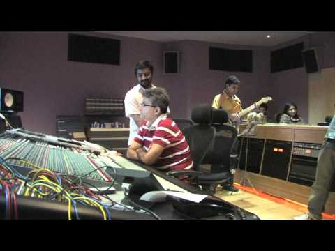 Making of the Auntyji song - Ek Main Aur Ekk Tu