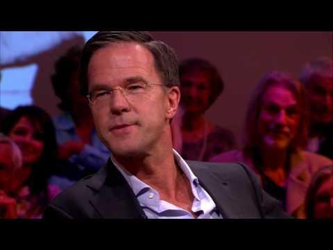 Mark Rutte raadt pianisten - Podium Witteman
