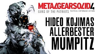 Hideo Kojima knallt völlig durch! ~ Metal Gear Solid 4-Retrospektive