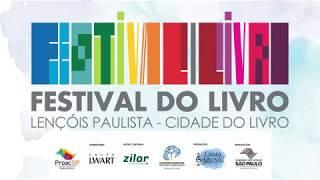 Encerramento do Festival do Livro 2017