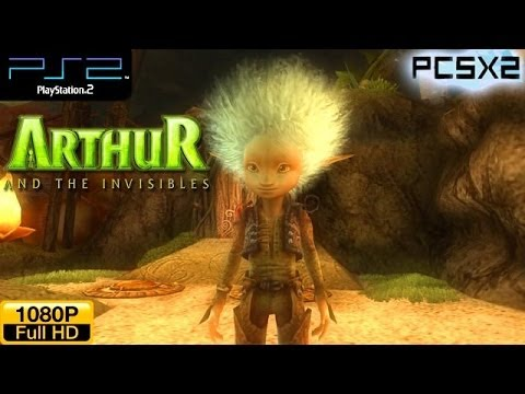 Arthur And The Invisibles Ps2 Gameplay 1080p Pcsx2 Youtube