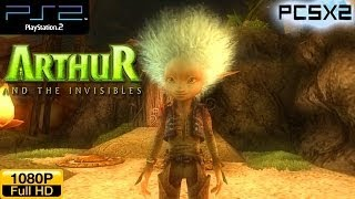 Arthur and the Invisibles - PS2 Gameplay 1080p (PCSX2)