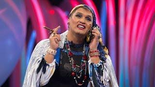 La Bruja Dioselina y Hassam se unen en un solo cuerpo para divertir a toda Colombia