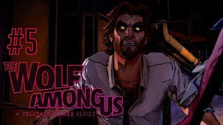 WHAT A TWIST! - Let's Play: The Wolf Among Us Episode 5: Cry Wolf PS4 Gameplay Walkthrough