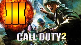 CALL OF DUTY 2 IN BLACK OPS 3! - New INFECTION COD 2 EASTER EGG!