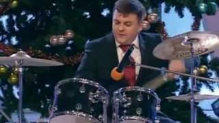 Медведев играет Deep Purple