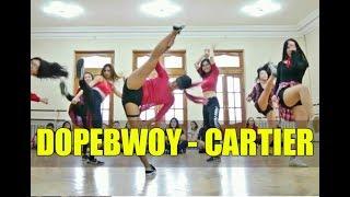 Dopebwoy - Cartier | Choreography Agusha | Fam Dance Studio