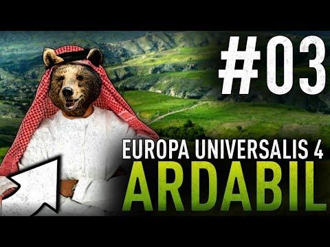 Europa Universalis IV IRONMAN: Ardabil #3 Śmierć Tymurom!