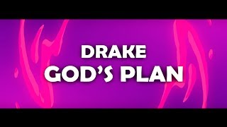 Drake ‒ God's Plan (Lyrics) 🎤 (Sevnth & Alo Remix)