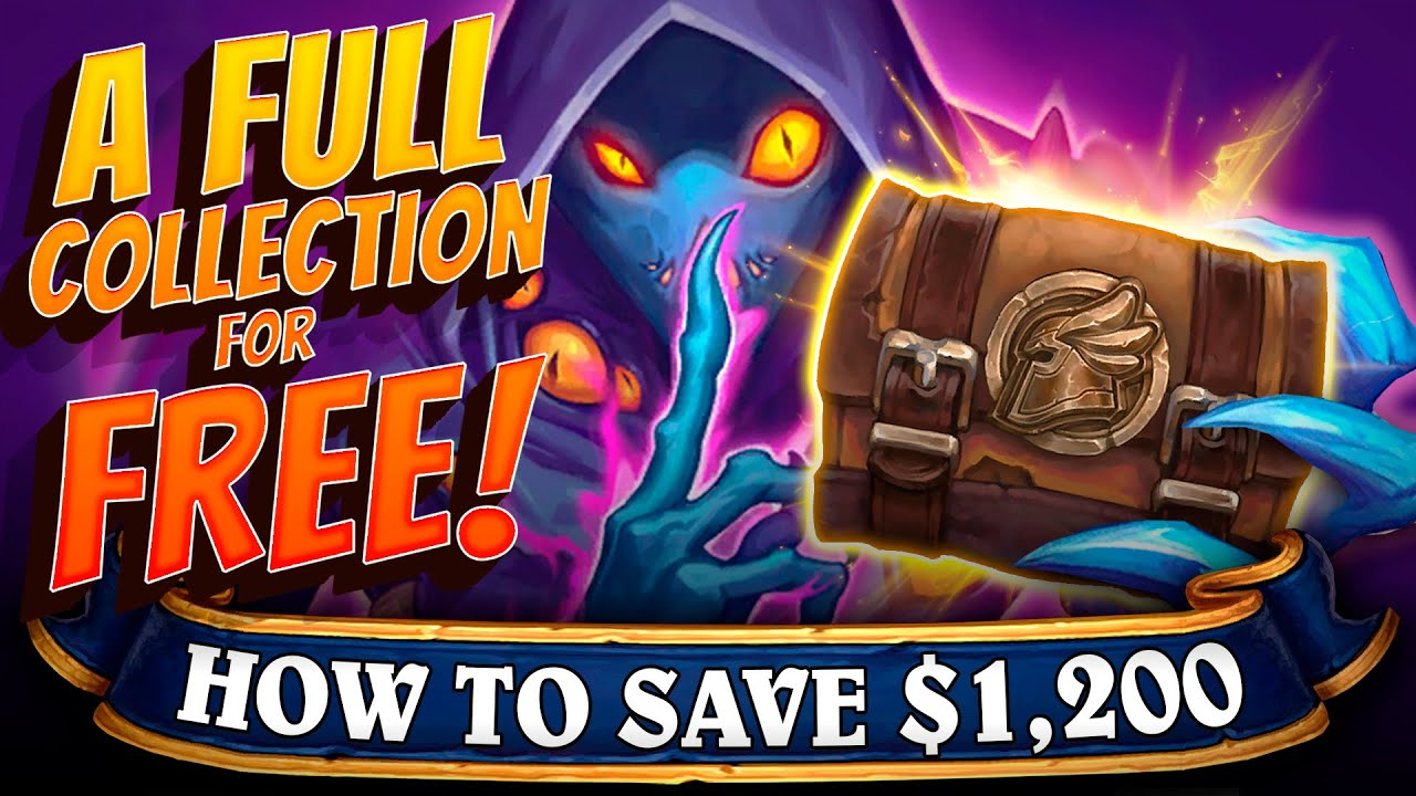 FULL HEARTHSTONE MERCENARIES COLLECTION for FREE: More friendly than Hearthstone!