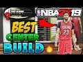 NBA 2K19 TOP 3 BEST BIGMAN BUILDS!! (HOW TO CREATE BEST POST SCORING BUILD FOR MYPARK) *NEW*