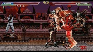 Gambar cover Mortal Kombat New Era (2020) Kira (MKD) Full Playthrough