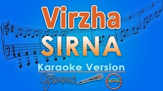 Virzha - Sirna (Karaoke Lirik Tanpa Vokal) by GMusic