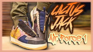 "CACTUS JACK ""Air Force 1"" Vlog, Pickup, Epic On Foot"