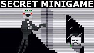 - FNAF 6 Secret Minigame Puppet Marionette Hidden Easter Egg Ending Freddy Fazbear s Pizzeria