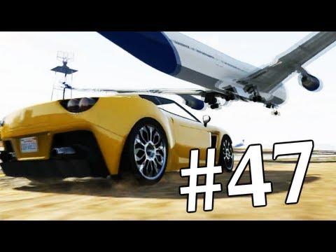Grand Theft Auto V | Ep.47 | Супер Форсаж!