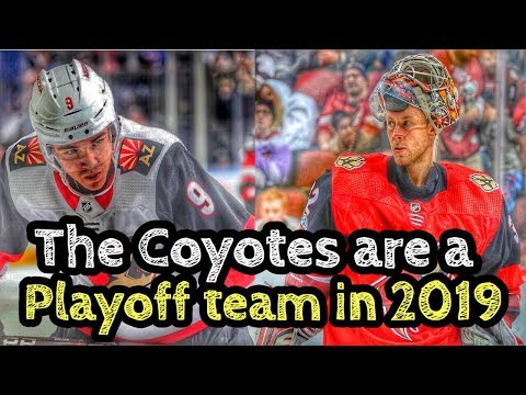 The Arizona Coyotes Will Make The Playoffs NEXT Season
