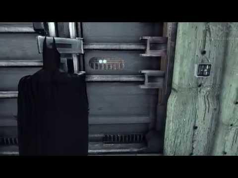 Batman Arkham Asylum | Walkthrough 4 On the Crime Scene