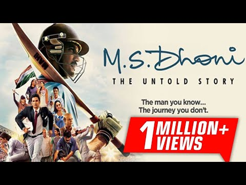 Ms Dhoni Hindi Movie Promotion video - 2016 - Sushant Singh Rajput  - Full Promotion video