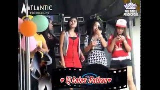 ATLANTIC ENTERTAINMENT.. Live Moment Ultah Vj Lya & Dj Budi at KM. 5 PALEMBANG