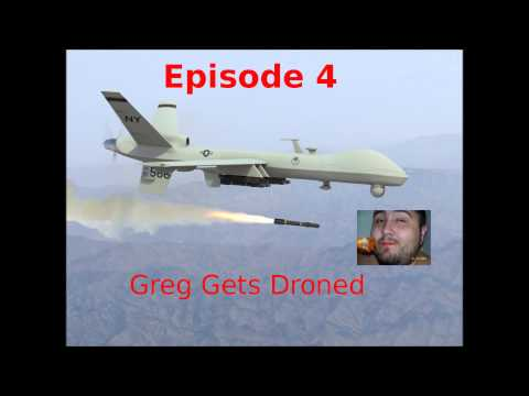 Opinions and Attitudes -- Episode 4 Drone Attacks, Aspartame and Fred Steese