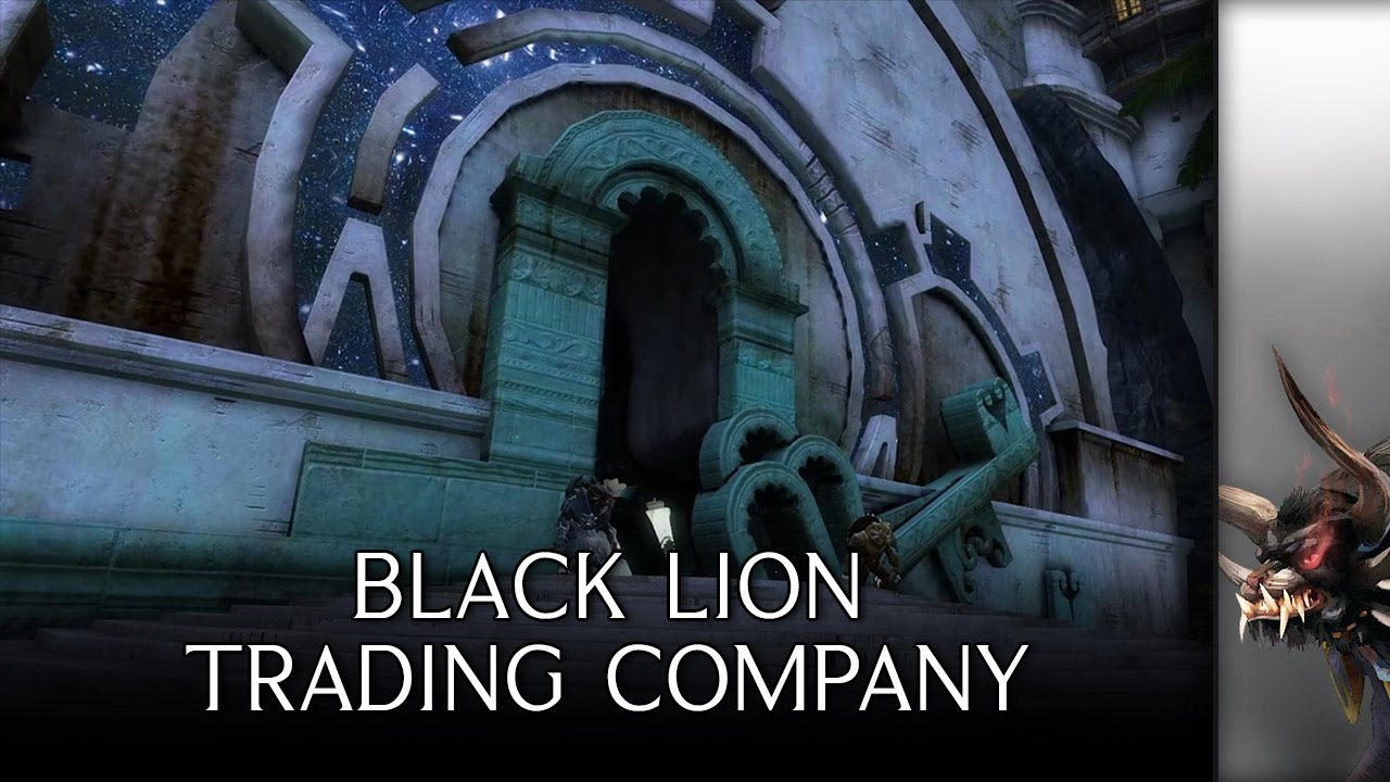 From the Cutting Room Floor: Welcome to the Black Lion ...