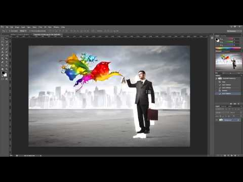 Basic Adobe Photoshop for Freelance Graphic Design : Lecture 4
