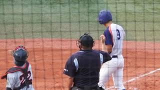 鶴見大・倉岡 生来外野手 1年秋