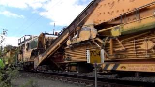 The train track repair: VR Track  21.5.2014