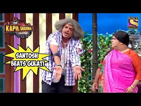 Santosh Beats Mashoor Gulati – The Kapil Sharma Show