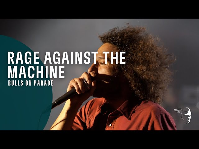 Rage Against The Machine - Bulls On Parade (Live At Finsbury Park)