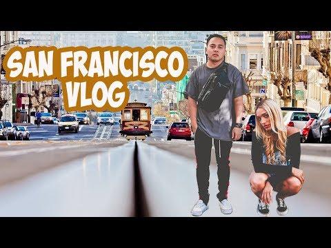 San Francisco Day 1 Vlog: Shopping, Thrifting and more!
