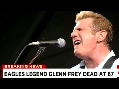 Legendary Guitar Hero Glenn Frey Dies At 67