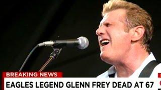 Legendary Guitar Hero Glenn Frey Dies At 67 YouTube Videos