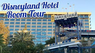 DISNEYLAND HOTEL Room Tour | BookishPrincess